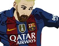 Messi & Suarez