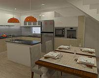 Cozinha Render
