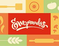 Packaging y branding Empanadas