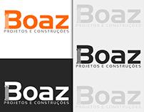 Logotipo criada para BOAZ