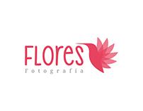 Identidad Gráfica - Flores Fotografía