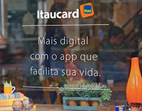 Vídeo lançamento novo App Itaucard