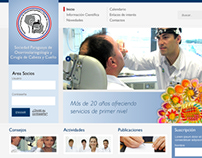 Sociedad Paraguaya de Otorrinolaringolía