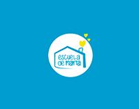 Branding // Escuela de María
