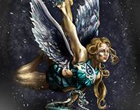 Angel Of Winter- Olga Triffonova