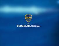 Revista Online Oficial Boca Juniors