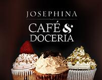 Site e Blog Josephina Café e Doceria