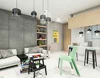 diseño interior panoramika apartamentos
