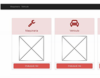 Publicación de servicios (Backend)
