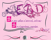 Arte EBD (Escola Biblica Dominical).