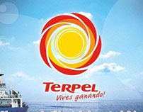 Ad Pieces for Terpel Colombia