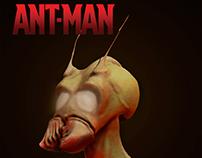 My personal version of Ant-Man / Mi versión de Ant-Man