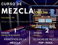 Banner para la página web: www.academiaaudioplace.com