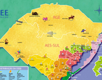 CEEE Mapa