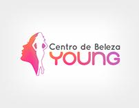 CENTRO DE BELEZA YOUNG - Logo