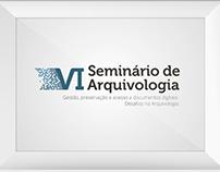 VI Seminário de Arquivologia