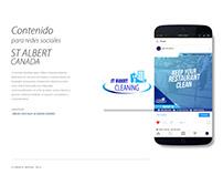 Contenido para RRSS- ST Albert Cleaning (Canada)