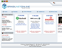 Prototipo feito 10 anos atr´s para a empresa Brasil Net