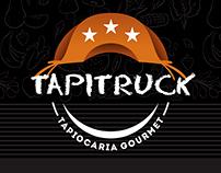 Logo e Comunicação Food Truck - Taptruck