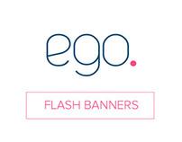 [BANNERS] Campanha EGO