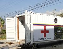 Clinica Movil_ Oficina_ Container