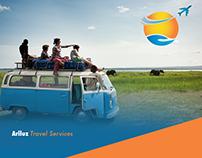   Ariluz Travel   Logotipo  