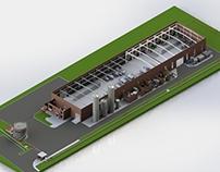 Diseño de Ampliación Planta de Inyección de Plásticos