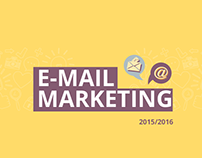 E-mail Marketing 2015-2016
