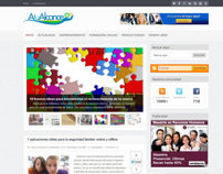 A Tu Alcance - Wordpress Site