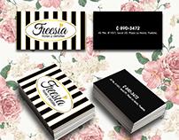 Freesia • Creación de marca y publicidad