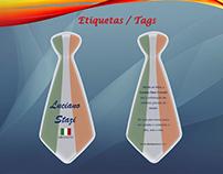 Etiquetas/Tags