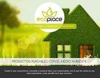 Diseño y Desarrollo Web Ecoplace.pe