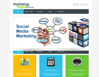 Marketing Digital Colombia - Wordpress Site