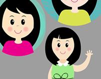 Logo / caricatura personal