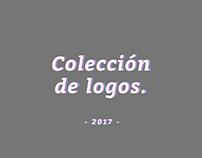 Colección de logos - 2017
