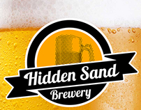 Hidden Sand [Logo Design]