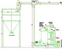 Dibujo industrial en Autocad