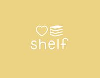 SHELF | Diseño de Experiencia de Usuario