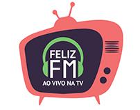Feliz FM Ao Vivo na TV | TV Feliz