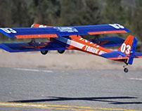 TORUK MAKTO 2.0, Aeronave Tipo Biplano.