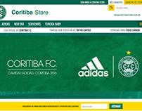 Coritiba Store