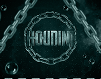 Houdini History Channel - Social Media posts