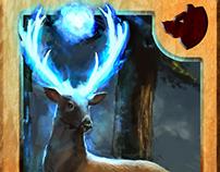 Deer Guardian - By Freddy Bear