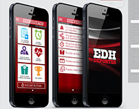 El Diario de Hoy EDH Deportes App