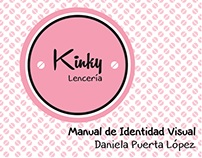 Manual de Identidad Visual - Marca Personal - KINKY