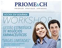 Priomech - Flyer para divulgação de Curso