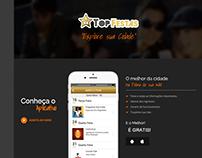 App top Festas