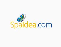 SpaIdea.com - logo design