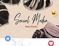 Social Media - Nadin Yaneff