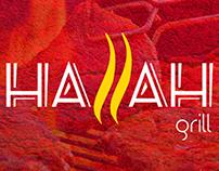 Logo HallaH Grill